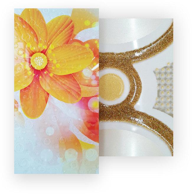 Prodotti a freddo per la decorazione di ceramica e vetro