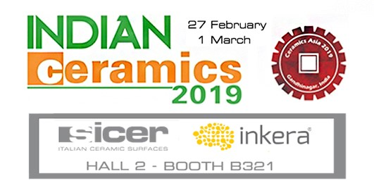 Sicer acquires majority stake in SOL-INK and makes its debut at Indian Ceramics