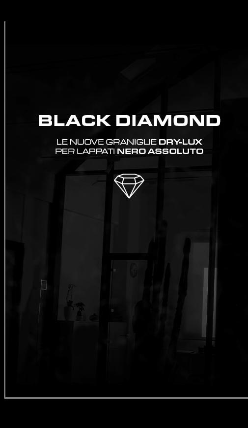 Sicer & Florim - BLACK DIAMOND - GRA DRY LUX